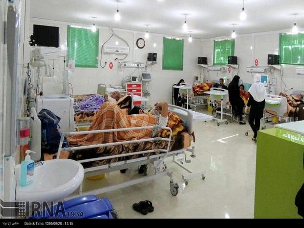 6 متخصص در بیمارستان کارون گتوند مستقر شد