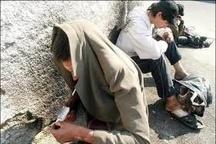 جمع آوری ۲۶۲ معتاد متجاهر در پایتخت  دستگیری 69 خرده فروش موادمخدر و یک قاچاقچی