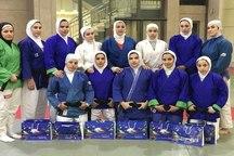اردوی تیم ملی کوراش زنان و مردان در مشهد پایان یافت