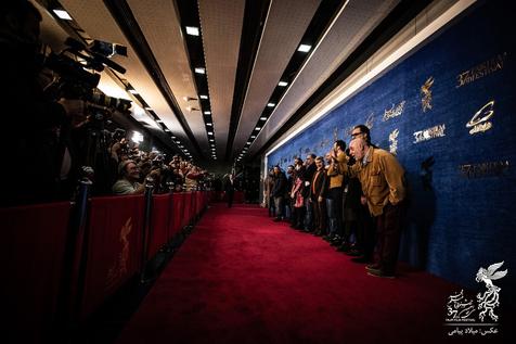 برنامه نمایش فیلمهای جشنواره فیلم فجر در سینما استقلال