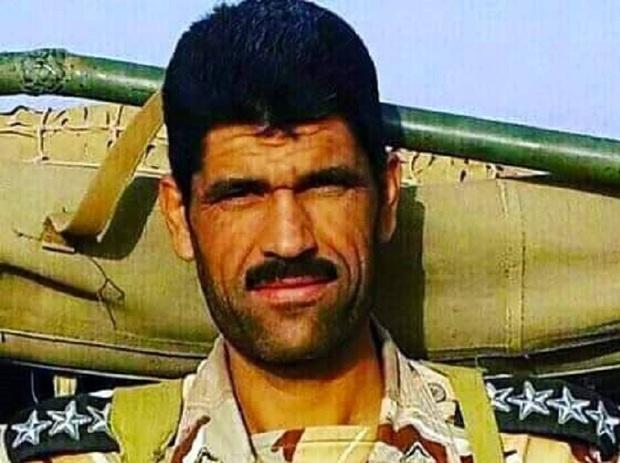 هزینه مراسم شهید مدافع حرم شیروان به سیل زدگان اختصاص یافت