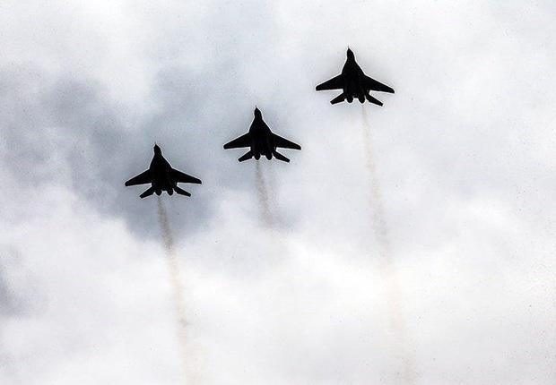 بازتاب پرواز جنگنده های  ایرانی در رسانه های بین المللی