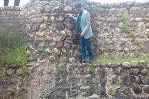 بند تاریخی آب زالو اندیکا در معرض تخریب است