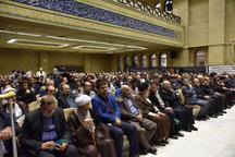 برگزاری مراسم بزرگداشت شهید سید حسین فیض اردکانی در مسجد نور تهران