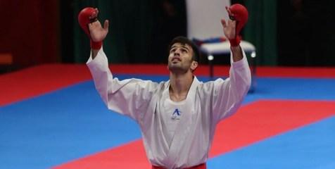 عسگری با درخشش دومین فینالیست کاراته ایران شد