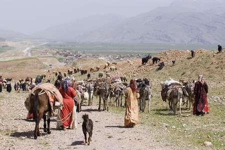 کوچ 500 خانوار عشایر به مناطق ییلاقی دماوند، پلور و لار آغاز شد