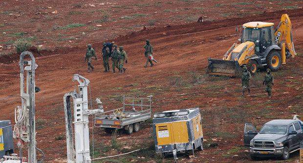 شنیده شدن صدای تیراندازی در مرزهای جنوبی لبنان با فلسطین اشغالی