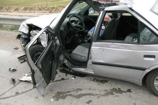 دو حادثه رانندگی در اصفهان یک کشته و 10 مصدوم داشت
