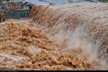 میانگین بارندگی در لرستان به 1058 میلیمتر رسید