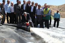 2 طرح  کشاورزی در شهرستان قزوین به بهره برداری رسید