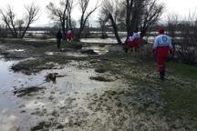 ادامه عملیات جستوجو در پی مفقودی نوجوان ۱۲ ساله سیلاب آذربایجان غربی