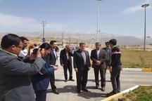 روند ساخت پل سوم بشار یاسوج راضی کننده نیست