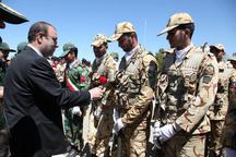 نیروهای مسلح امانتدار دستاوردهای انقلاب اسلامی هستند