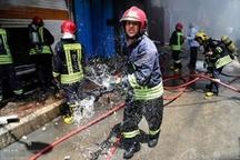 ۲ آتش نشان اهوازی به علت انفجار تعمدی گاز مجروح شدند
