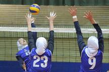 رقابت های والیبال سیستان و بلوچستان در زاهدان برگزار شد