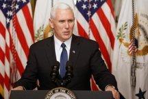 مایک پنس مدعی شد :ترامپ آماده مذاکره بدون پیششرط با ایران است