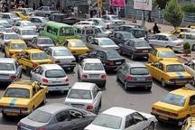 شروع مجدد مدارس در اهواز و قفل شدن ترافیک در خیابان های شهر