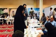میز خدمت در مصلی بوشهر برپا شد