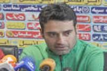 سرمربی سپیدرود: هدف کادرفنی و بازیکنان کسب امتیاز برابر گل گهر است
