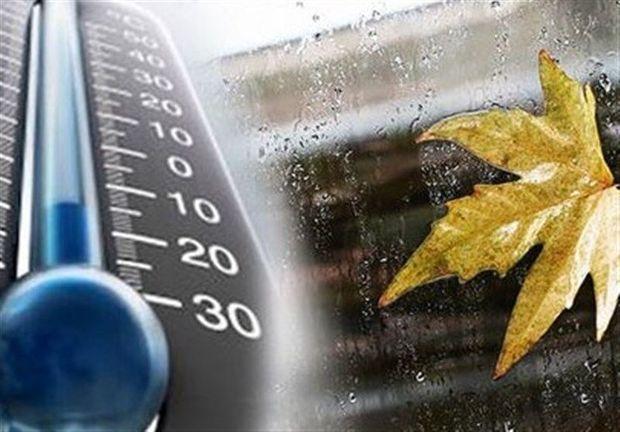 کاهش ۸ درجهای دمای تهران