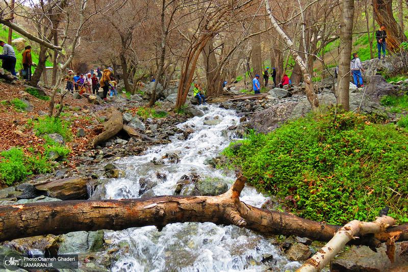 مسیر کوهنوردی کلکچال
