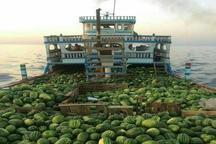 100 تن تره بار و مواد غذایی از عسلویه به قطر صادر شد