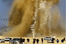 عکس/ بمباران وحشتناک