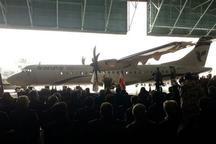 5 فروند هواپیمای A.T.R جدید در مهرآباد فرود آمدند