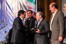 دستگاههای برگزیده جشنواره شهید رجایی استان اصفهان تجلیل شدند