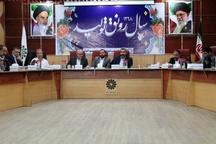 حل معضلات آبفای خوزستان نیازمند اعتبارات ملی است  لزوم تسریع در پرداخت حقوق معوقه کارگران  دیدار عمومی مردم با شهردار در روزهای دوشنبه احیاء شود