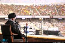رهبر معظم انقلاب: تحریم ها را شکست خواهیم داد/  امریکا باید با این شکست، یک سیلی دیگر از ملت ایران بخورد