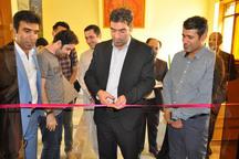 سومین نمایشگاه کارتون و کاریکاتور مطبوعاتی کردستان برپا شد