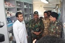 ارتش داروی بیماران خاص در مناطق زلزله زده کرمانشاه را تامین می کند