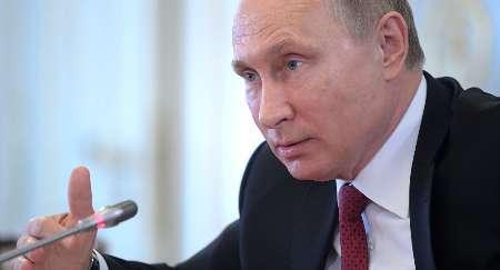 پوتین: آمریکا از تروریست ها علیه روسیه بهره گرفت
