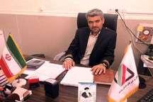 1400 تن مواد غذایی از بندردیر بوشهر به قطر ارسال شد