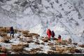 وضعیت امدادگران لرستانی در قله دنا مساعد است