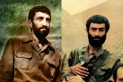 سکانسی از فیلم «ایستاده در غبار» و ماجرای درگیری لفظی شهید وزوایی با حاج احمد