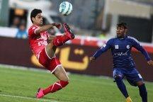 ترکیب 2 تیم استقلال خوزستان و پرسپولیس اعلام شد