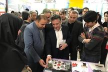 نمایشگاه دستاوردهای پژوهشی و فناوری در کردستان راه اندازی شد