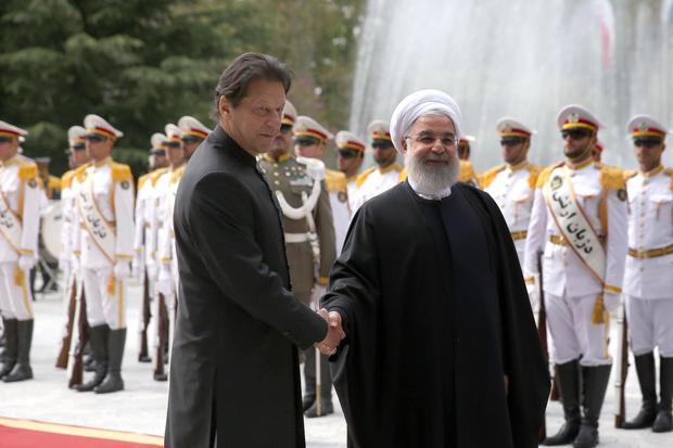 بیانیه مشترک ایران و پاکستان: مرزهای دو کشور باید مرز صلح و دوستی باشد