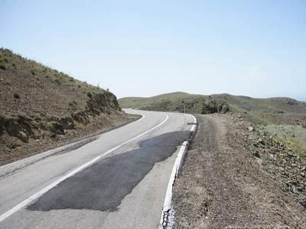 41 درصد اعتبار راه های روستایی قزوین تخصیص داده شد