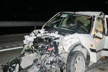 سانحه رانندگی در محور بستان آباد- میانه با یک کشته و 2 مصدوم