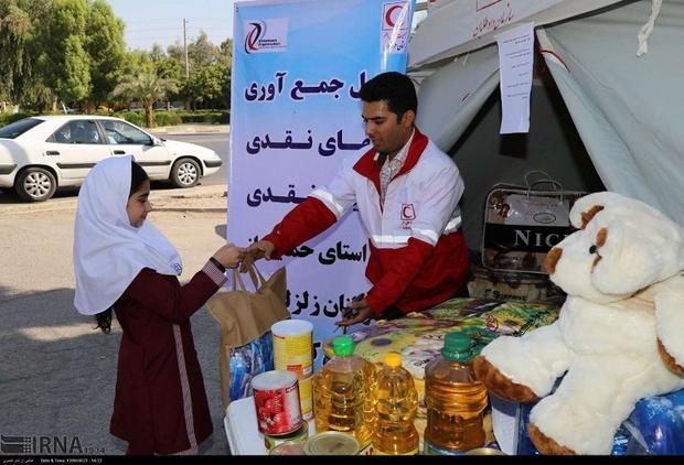 8 پایگاه کمک های مردمی به سیل زدگان را جمع آوری می کنند
