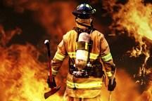 دومین جسد آتش سوزی کارخانه رنگ سازی جاده کرج کشف شد