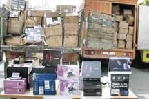 بیش از یک میلیارد ریال کالای قاچاق در لارستان کشف شد