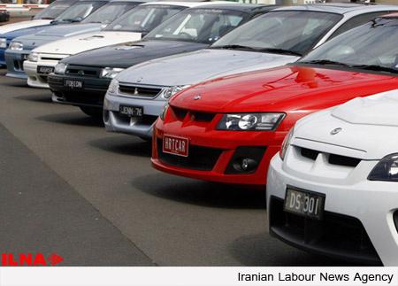 نمایش خودروهای جدید سایپا در مشهد
