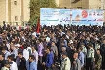 23 شهید گمنام در10 نقطه فارس به خاک سپرده شدند