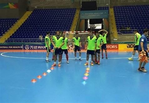 گروهبندی تیمهای شرکت کننده در جام ملتهای فوتسال مشخص شد