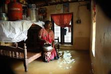 ابراز همدردی وزارت خارجه با قربانیان سیل در هندوستان