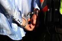 عاملان نزاع مسلحانه در جهرم دستگیر شدند